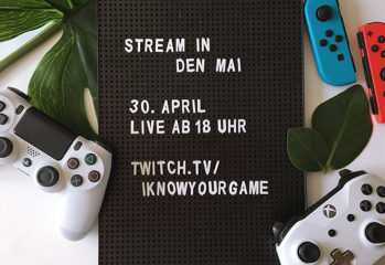 Stream in den Mai 2018