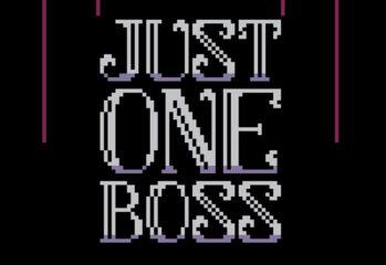 Just One Boss-Artikelbild