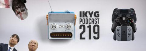 IKYG-Podcast: Folge 219
