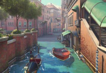 Overwatch Map Rialto
