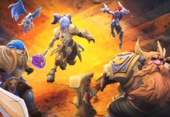 Heroes of the Storm Yrel