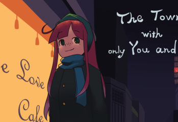 The Town with Only You and Me-Artikelbild