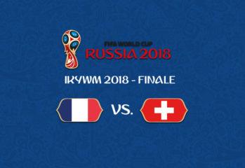 IKYWM 2018 - Finale - Frankreich vs. Schweiz
