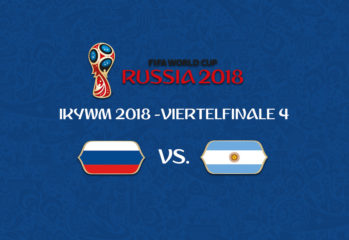 IKYWM 2018 - Viertelfinale 4 - Russland vs. Argentinien