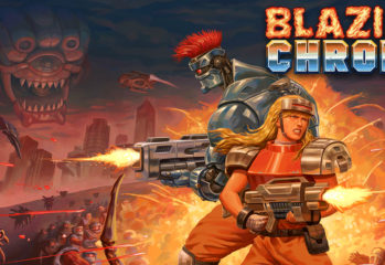 Blazing Chrome-Artikelbild