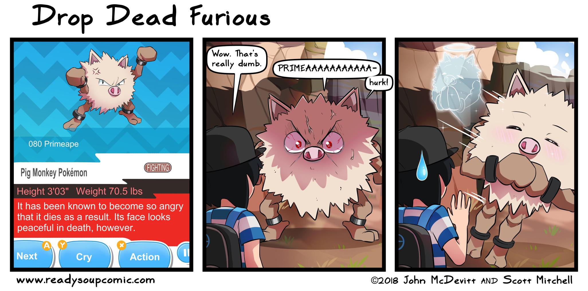 Tödlicher-Stress-Comics