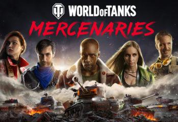 World of Tanks Mercenaries-Artikelbild