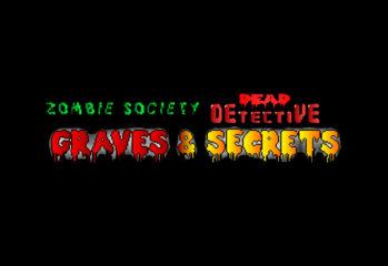 ZS Dead Detective - Graves&Secrets-Artikelbild