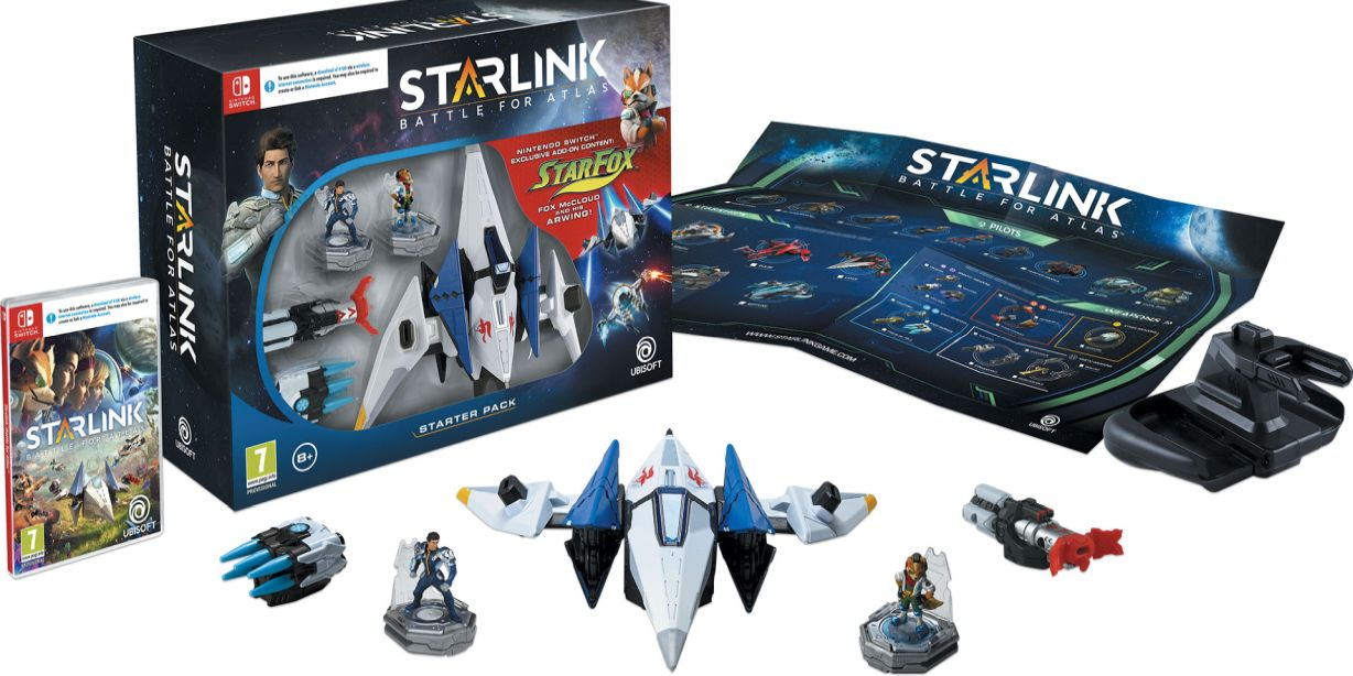 Starlink Battle for Atlas Switch Starter Pack