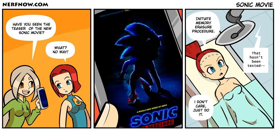 Sonic-Film-Comics
