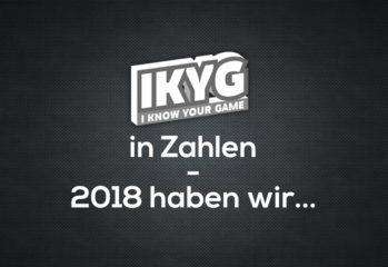 IKYG in Zahlen 2018