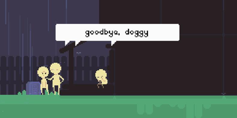 goodbye, doggy-Artikelbild