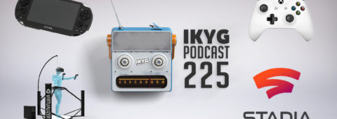 IKYG-Podcast: Folge 225 – Jede Menge Gaming-Hardware