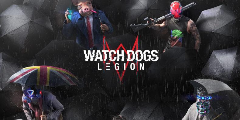 Watch Dogs: Legion-Artikelbild