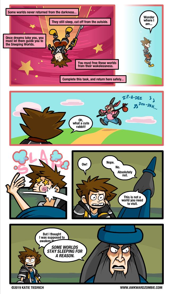 Ewiger-Schlaf-Comics