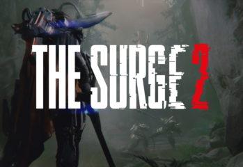 The Surge 2 Header