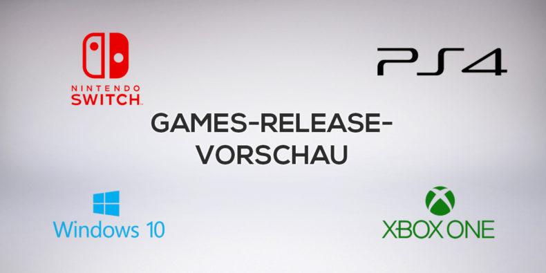 Games-Neuerscheinungen