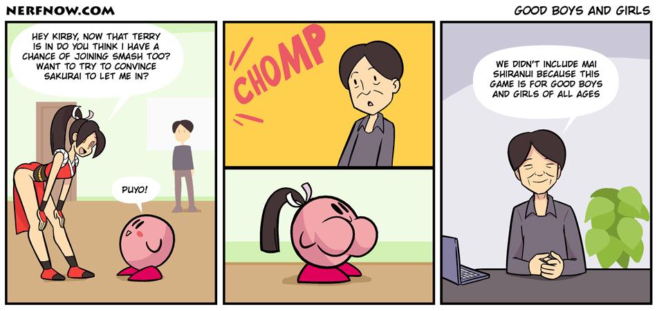 SN-Not-OK-Comics