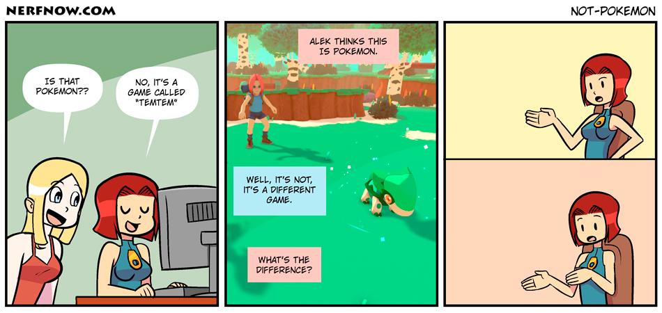 AllTemPokemanz-Comic