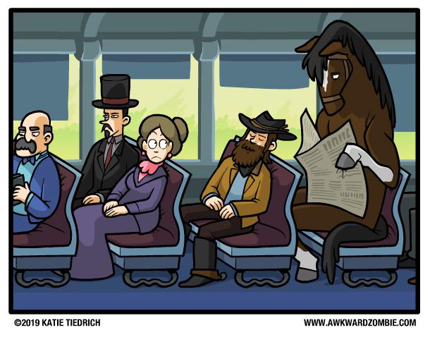 HorseClassCarriage-Comics