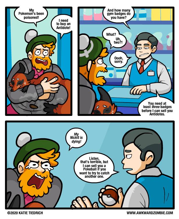DieQualderOrden-Comics