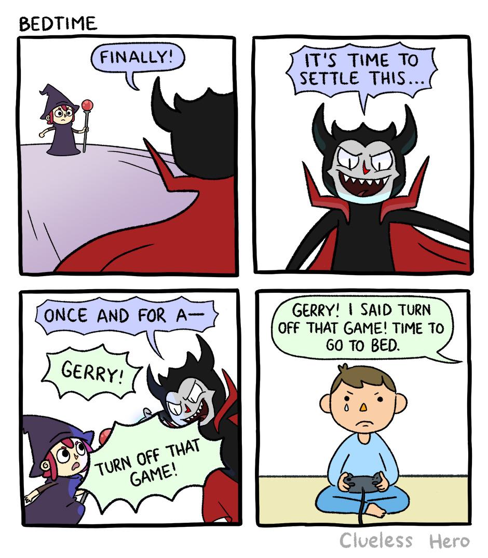 Gerry-no-Comics