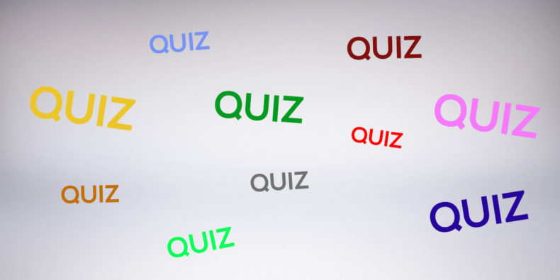 Gaming-Quiz
