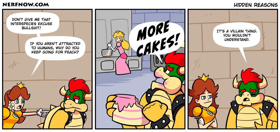 Cakes-Comics