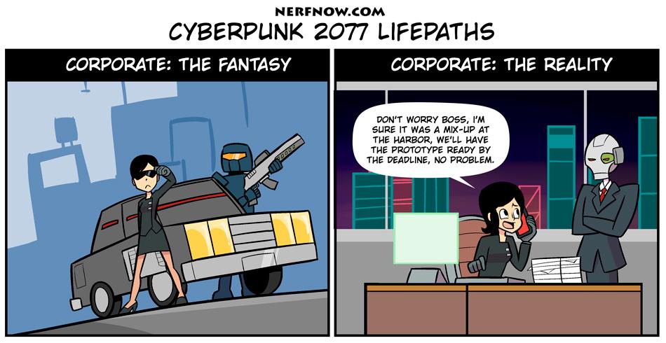 Corpo-Comics