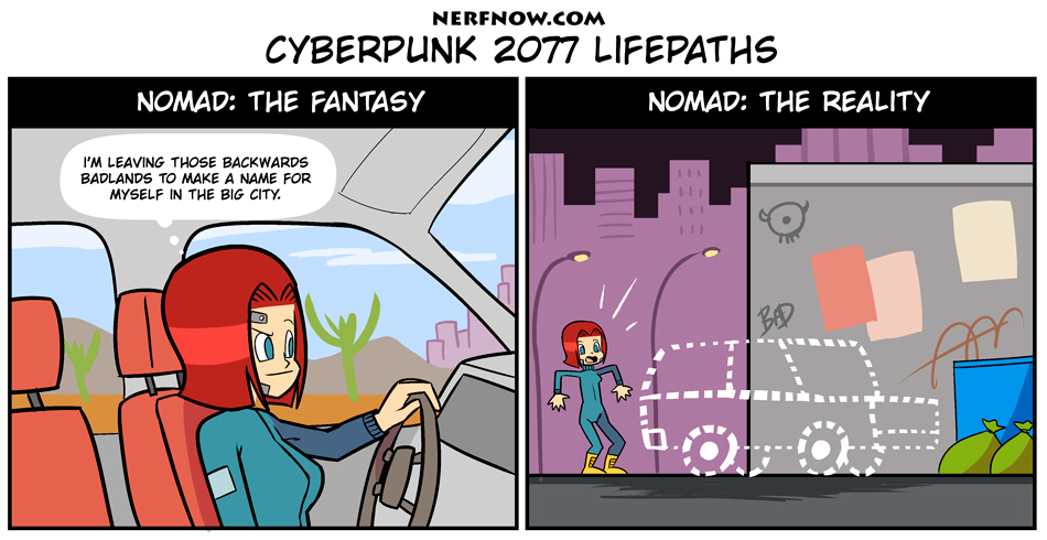 Nomad-Comics