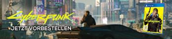 Cyberpunk 2077 vorbestellen