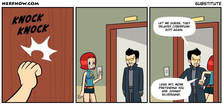 ExPunk-Comics