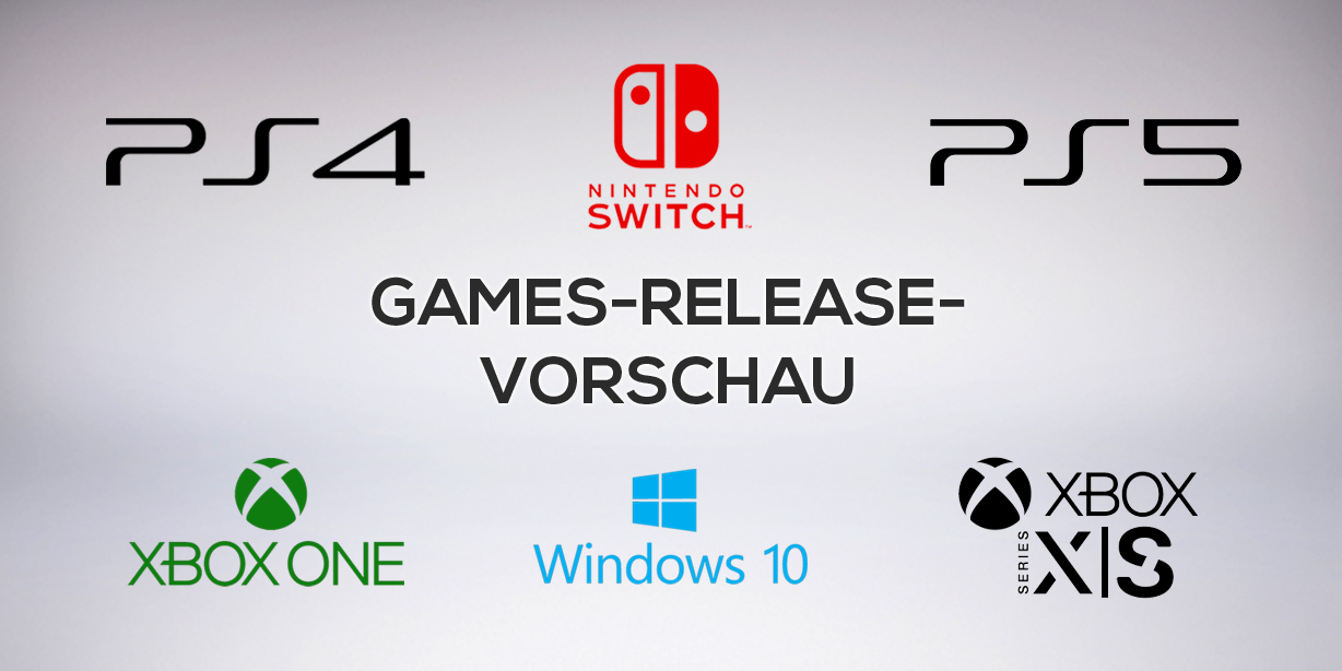Games-Release-Vorschau – April 2021