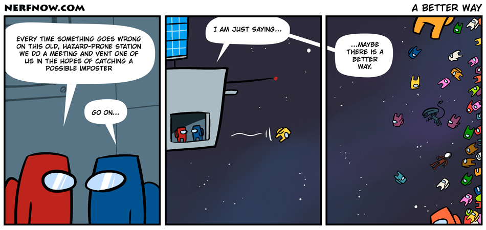 Not-amongus-anymore-Comics