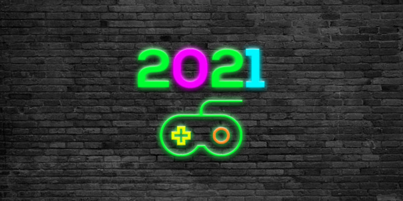 Gaming-Jahrgang 2021