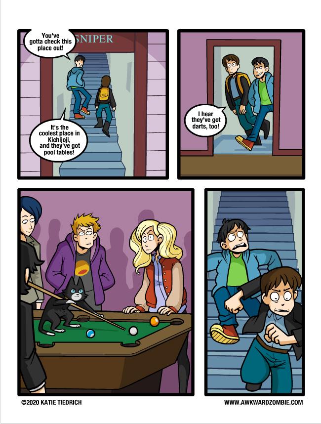 Queu-te-Katzen-Comics
