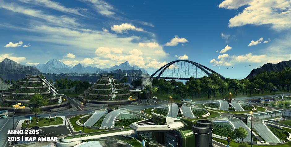 Gamescape - ANNO 2205