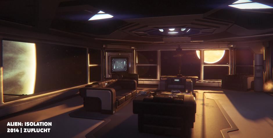 Gamescape - Alien: Isolation