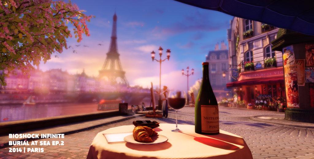 Gamescape - Bioshock Infinite