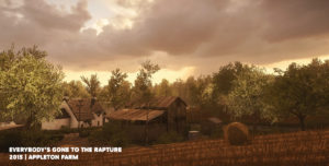 Gamescape - Everybody's Gone to the Rapture