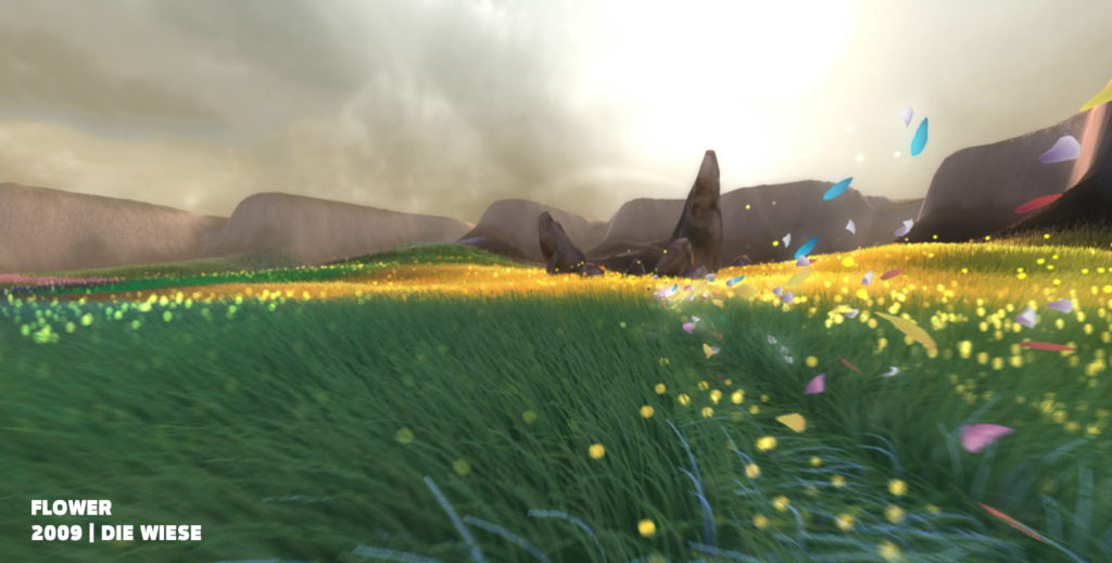 Gamescape - Flower