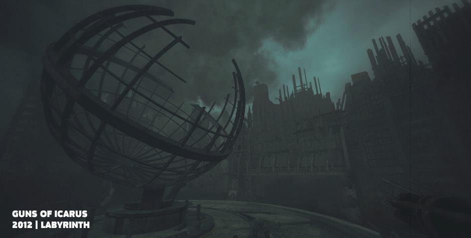 Gamescape - Guns of Icarus