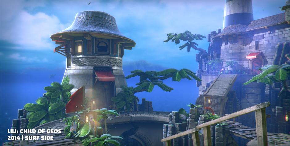 Gamescape - Lili: Child of Geos
