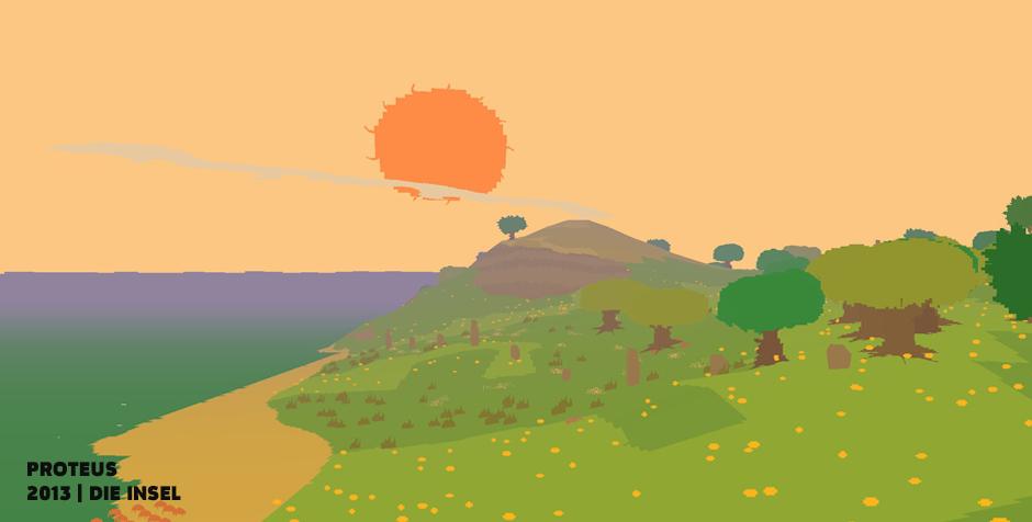 Gamescape - Proteus