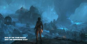 Gamescape - Rise of the Tomb Raider