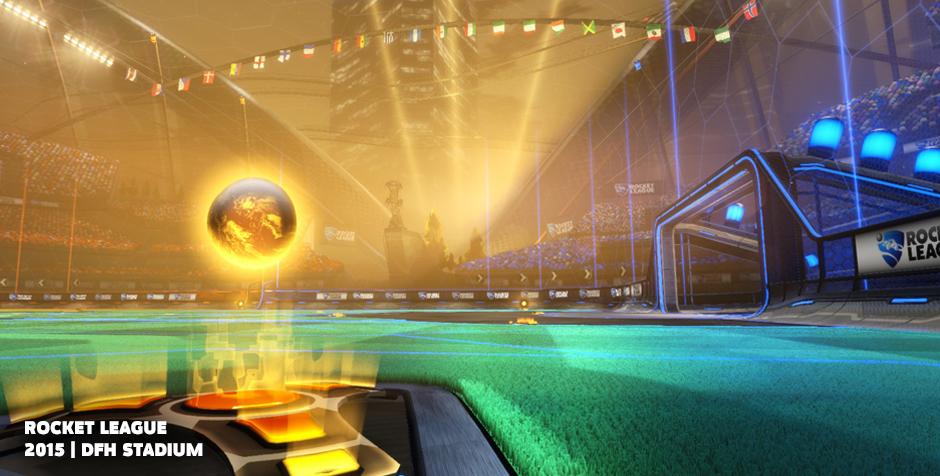 Gamescape - Rocket League