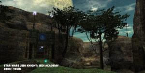 Gamescape - Star Wars: Jedi Knight - Jedi Academy