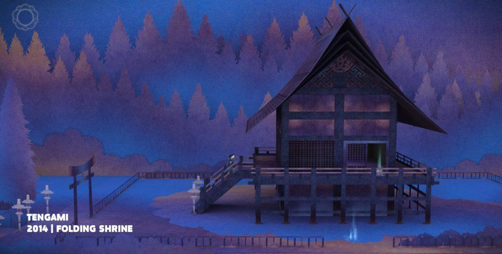 Gamescape - Tengami