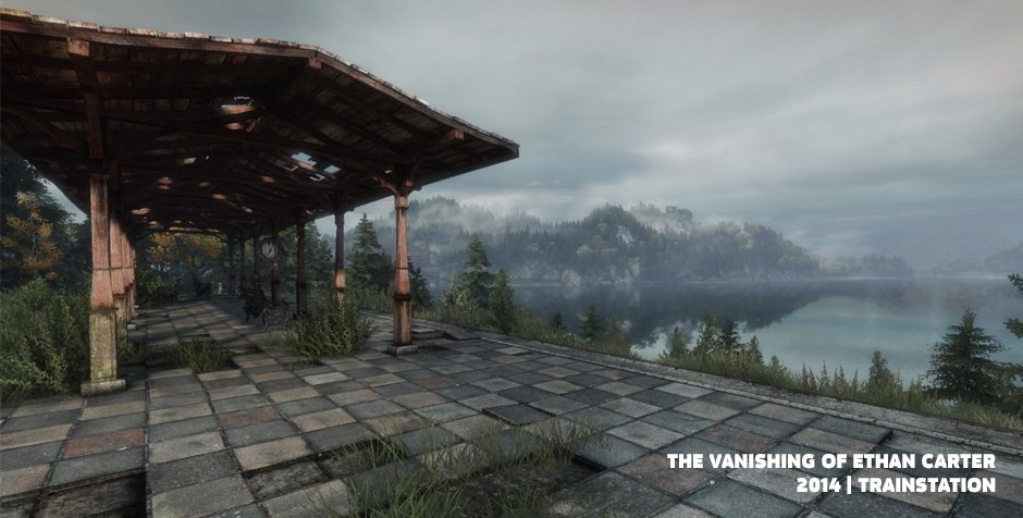 Gamescape - The Vanishing of Ethan Carter