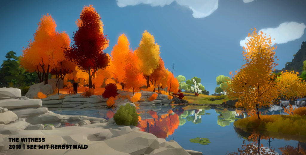 Gamescape - The Witness